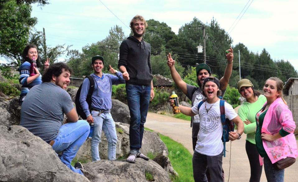 YWAM DTS outreach team