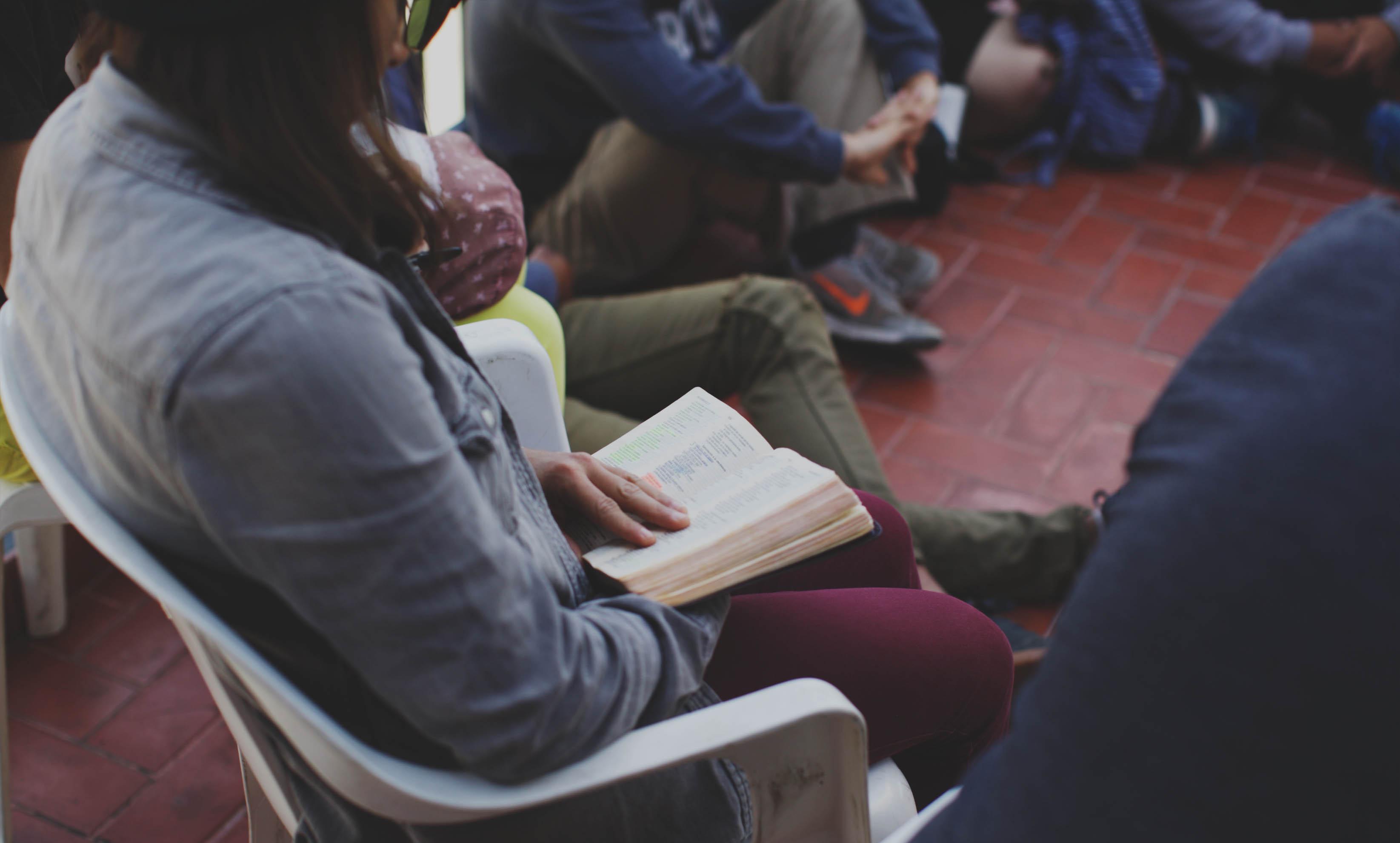 YWAM BSN TESTIMONY - Take Your Bible Off The Shelf