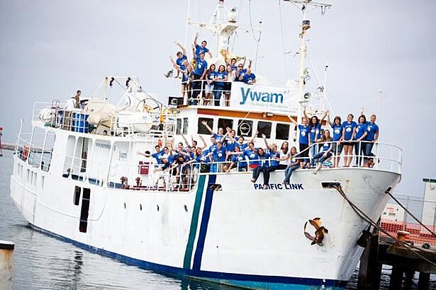 YWAM Ships: 3 Unique Locations Around the World