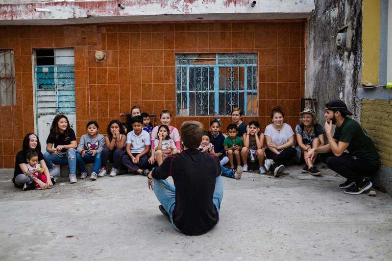 Kids ministry photo