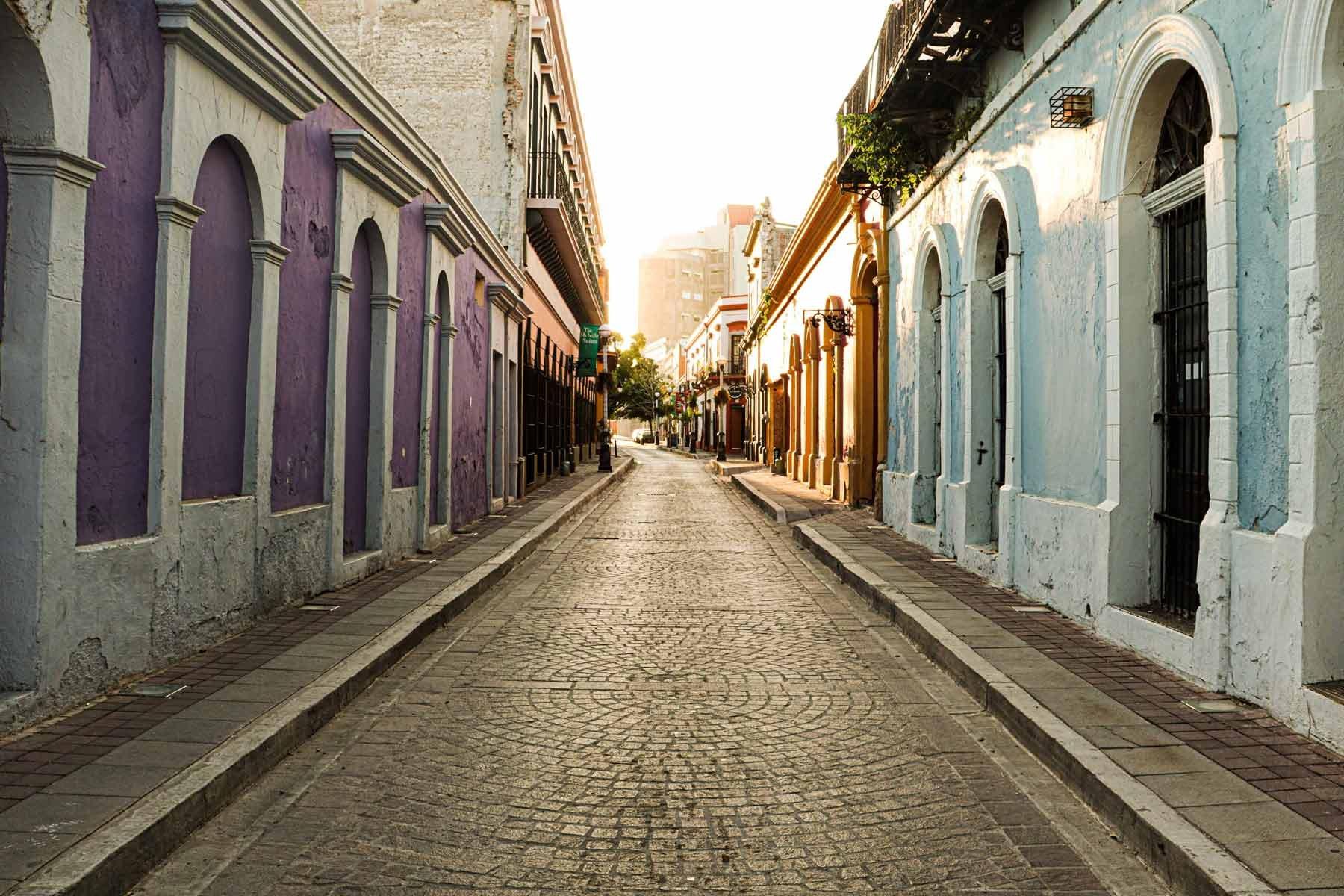 streets of mazatlan