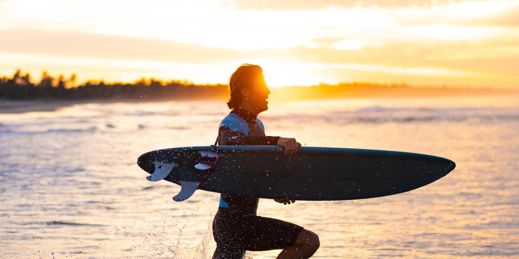 Surf Board Run