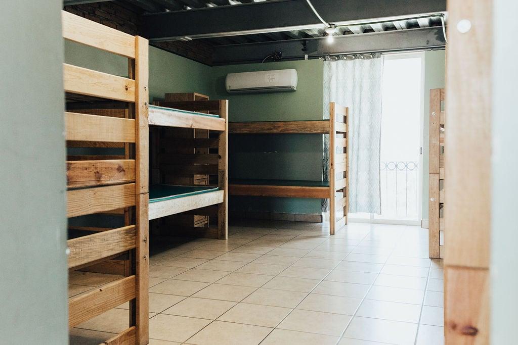 A dormitory on the campus property at YWAM Mazatlan