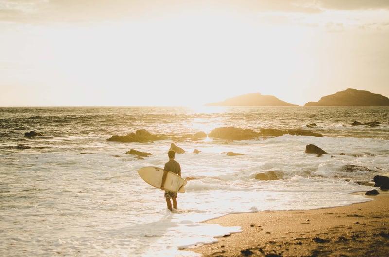 Mazatlan-Surf-Beach-Sunset