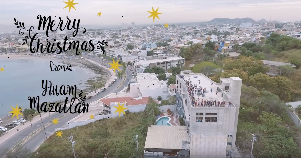 Merry Christmas from YWAM Mazatlan